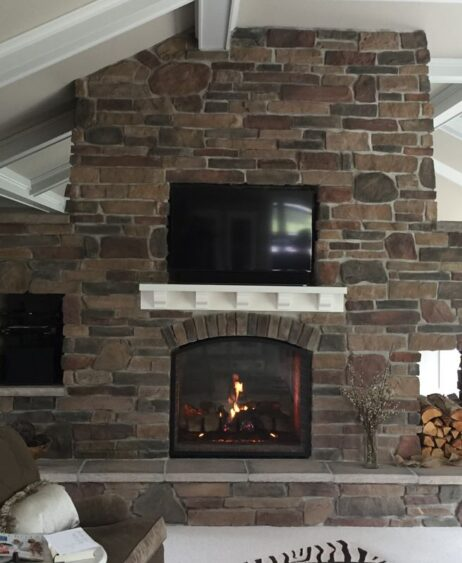 Custom fireplace-St Pete FL Outdoor Living & Designs-We offer Landscape Design, Outdoor Patios & Pergolas, Outdoor Living Spaces, Stonescapes, Residential & Commercial Landscaping, Irrigation Installation & Repairs, Drainage Systems, Landscape Lighting, Outdoor Living Spaces, Tree Service, Lawn Service, and more.