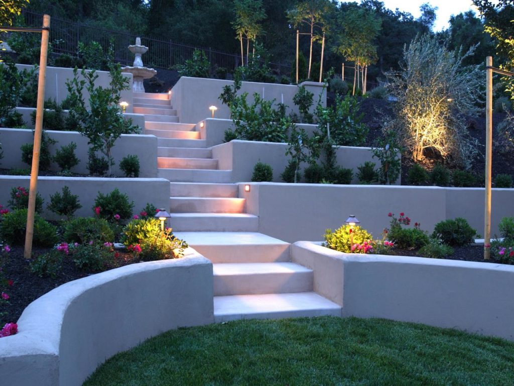 Hardscape design-St Pete FL Outdoor Living & Designs-We offer Landscape Design, Outdoor Patios & Pergolas, Outdoor Living Spaces, Stonescapes, Residential & Commercial Landscaping, Irrigation Installation & Repairs, Drainage Systems, Landscape Lighting, Outdoor Living Spaces, Tree Service, Lawn Service, and more.